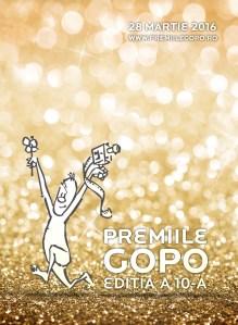 PREMIILE GOPO 2016