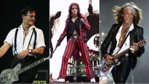 The Hollywood Vampires in Romania