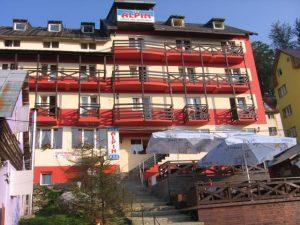 Vila Alpin – Straja