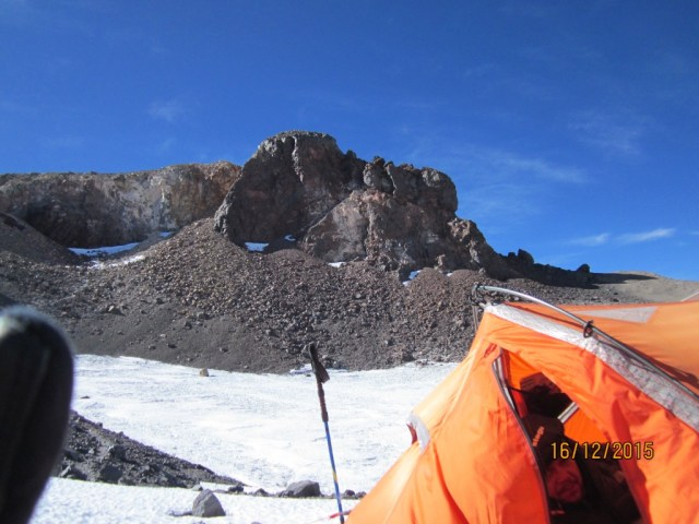 imagine din expeditie