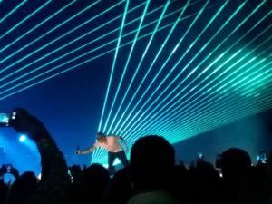 Enrique Iglesias a facut un show de zile mari la Bucuresti
