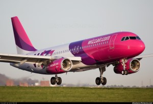 Wizz Air anunta rute noi