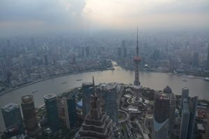La inaltime in China! Shanghai World Financial Center