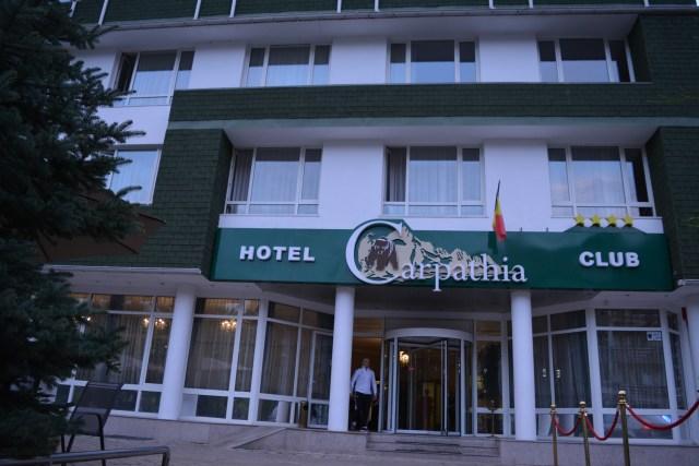 HOTEL CHARPATIA