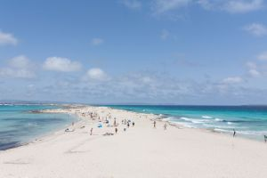 Formentera. Insula de langa Ibiza.