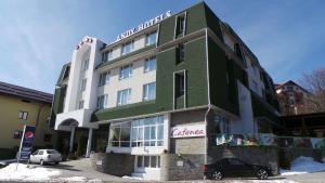 Castigatoarea sejurului la Andy Hotels din Predeal