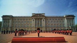 In sfarsit la Palatul Buckingham