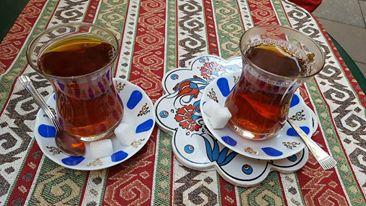 ceai din Istanbul