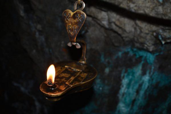lanterna minerilor