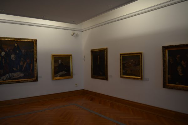 sala de expozitie
