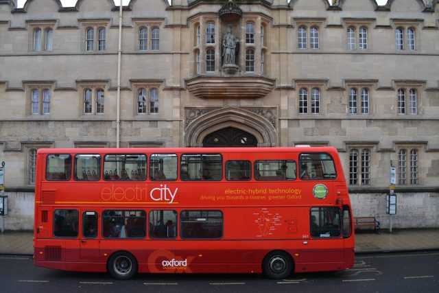 Oxford bus