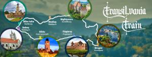 Transilvania Train prezentat la Innovation Travel Forum
