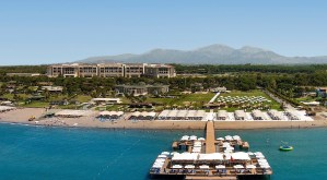 Regnum Carya Golf & Spa Resort 5* – Belek