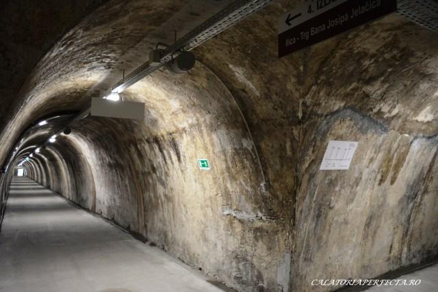 tunelul gric