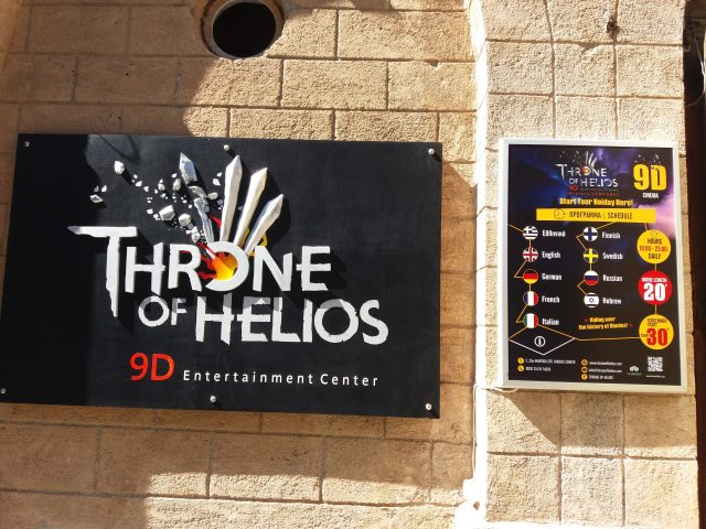 Thrones of Helios 9D
