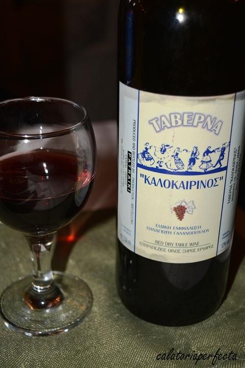 Vinul casei