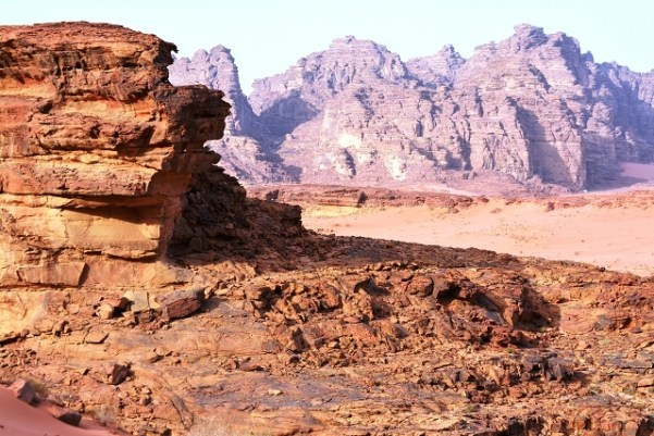 Imagine din Wadi Rum