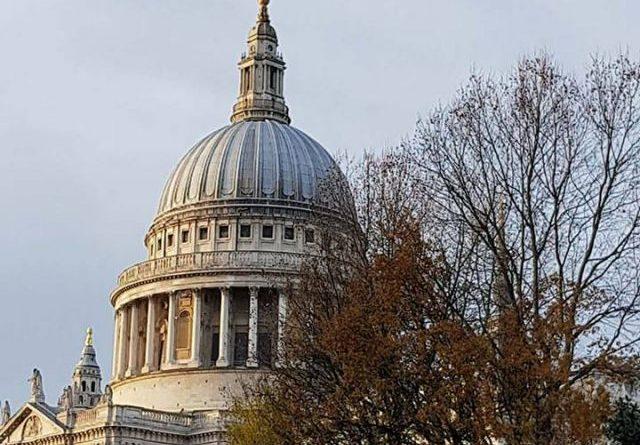 Catedrala St' Paul din Londra