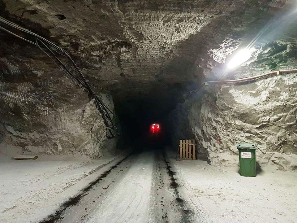 tunel praid