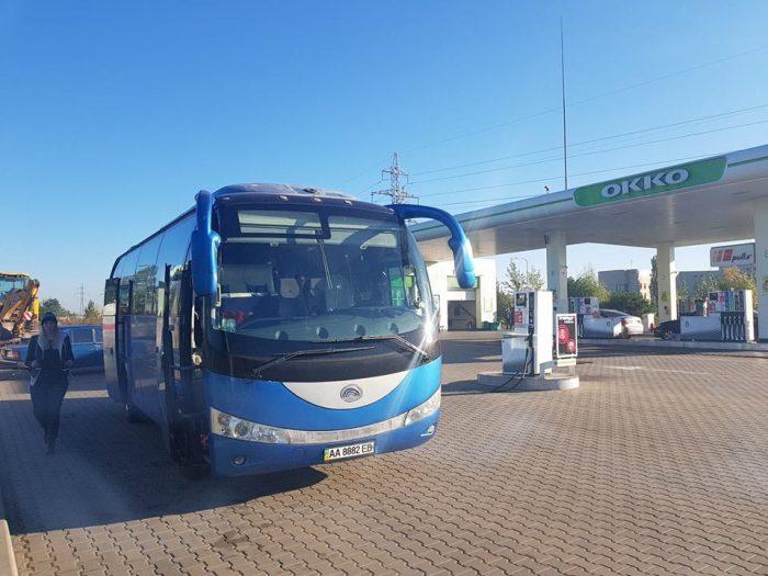 autocar spre cernobil