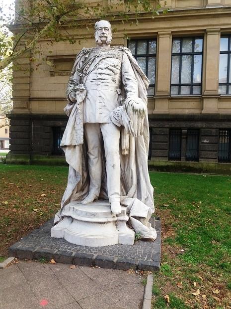 statuie kaiser wilhelm