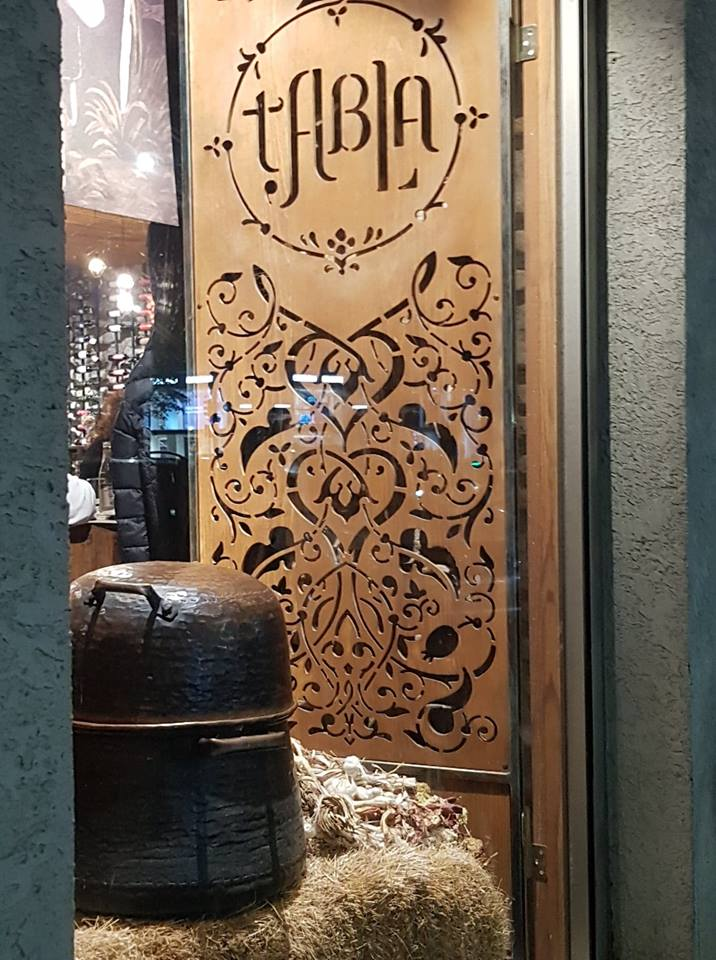 tabla restaurant tbilisi