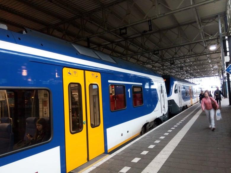 tren eindhoven amsterdam