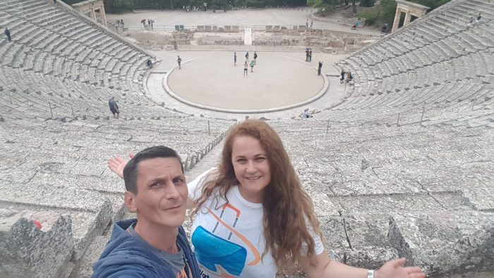 Teatrul Epidaurus