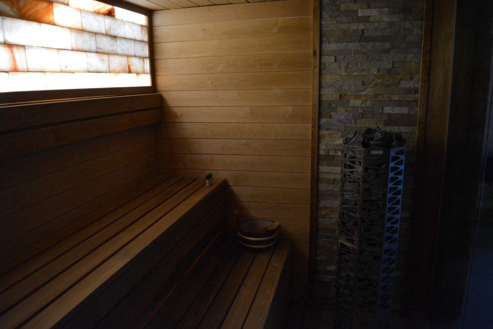 sauna hotel subcarpati