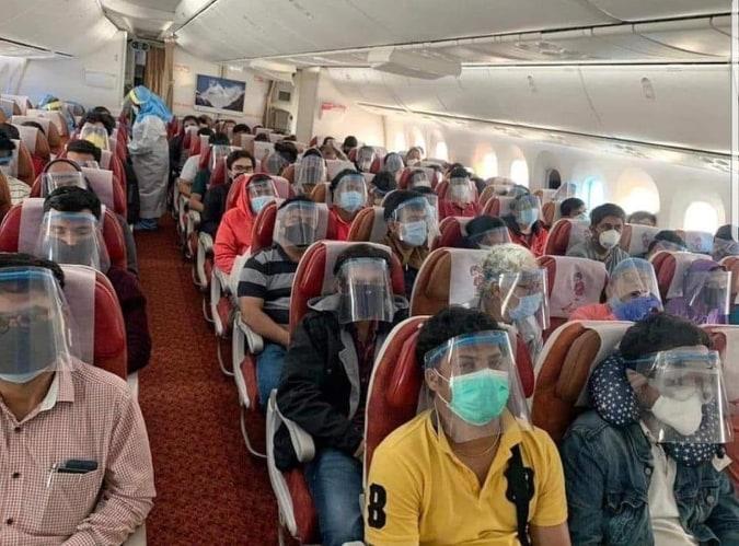 masuri-protectie-coronavirus-avion