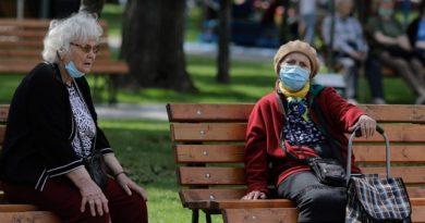 De astazi masca devine obligatorie in Bucuresti si in aer liber