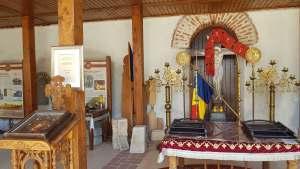 muzeu manastirea comana