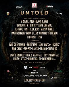 untold 2021