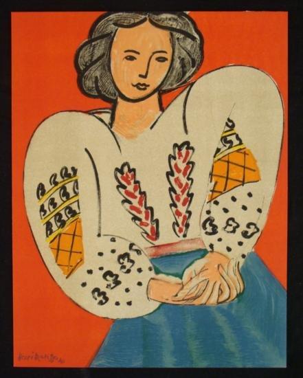 La blouse roumaine