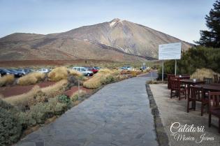 Vulcanul Teide - Tenerife