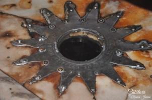 Steaua Nasterii, din Grota Naserii