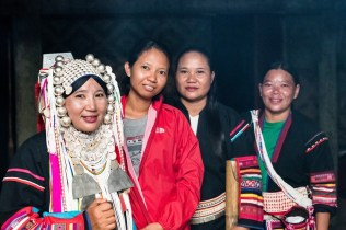 Hilltribe immersion in Akha Culture