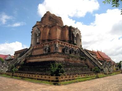 Chiang Mai - Wat Chedi Luang Chiang-cmj