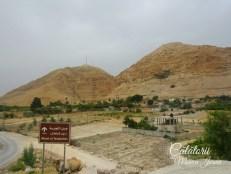 Palestina - Muntele Ispitirii lui Iisus