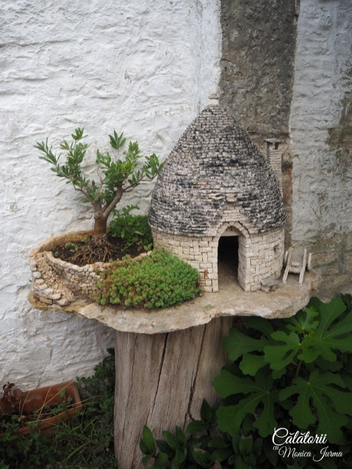 Trullo in miniatura