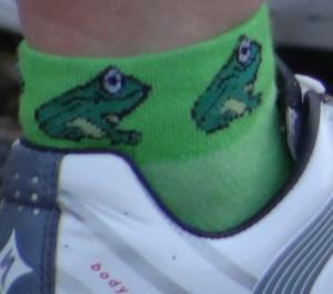 Froggy Socks