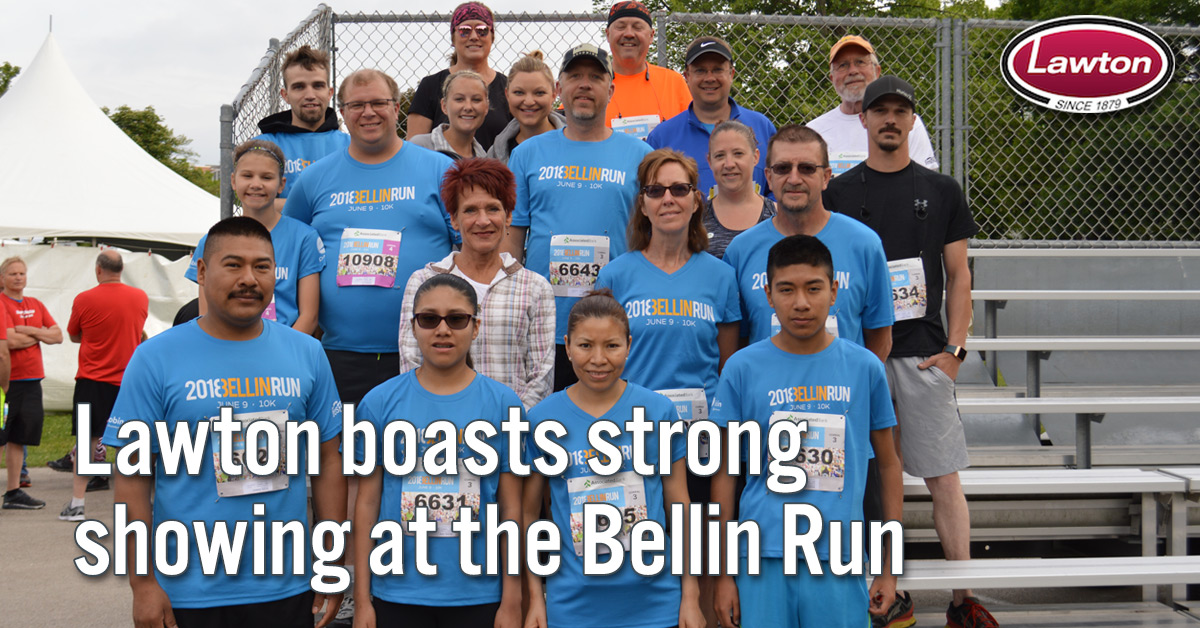 Lawton Bellin Run
