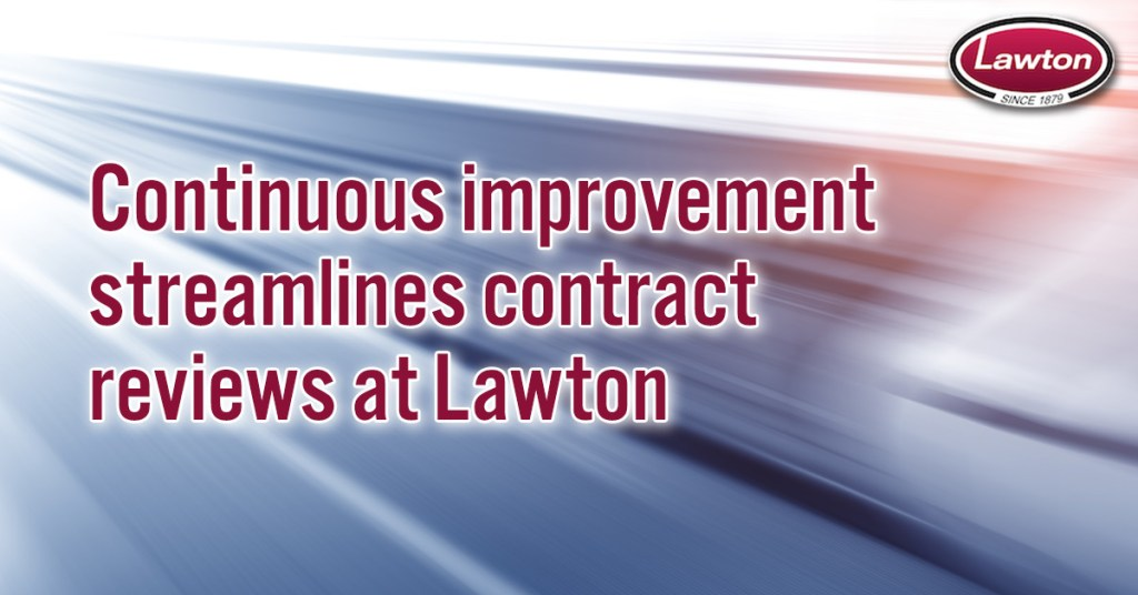 Lawton Contract Reviews