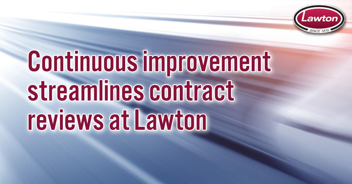 Lawton Contract Reviews
