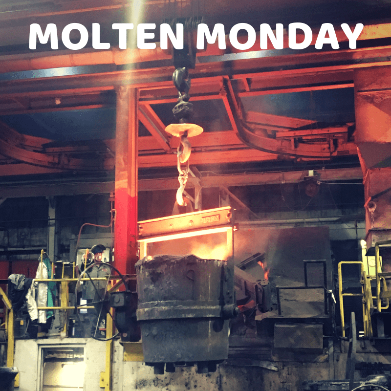 Molten Monday Nov 5th 2018