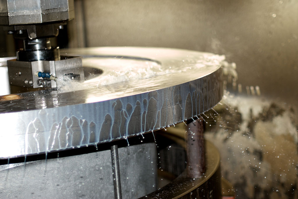 Machining Spin