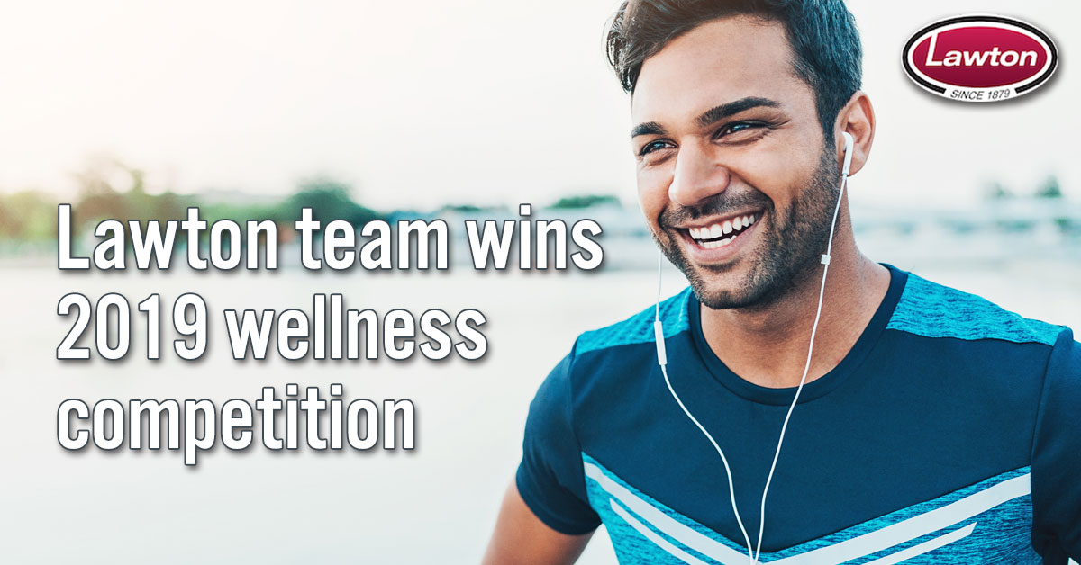 Lawton team wins 2019 health and wellness competition