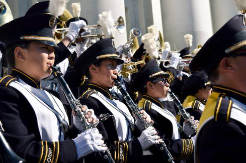 About Us – University of California Marching Band