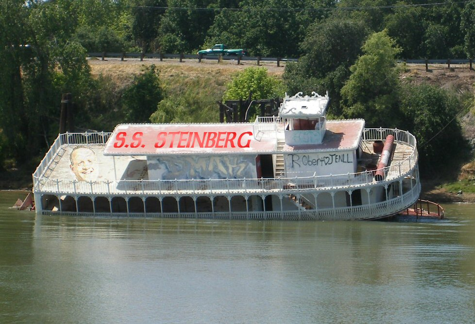 SS STEINBERG RIP