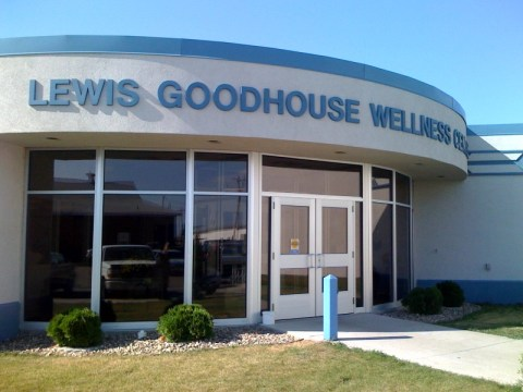 Lewis Goodhouse Wellness Center houses UTTC's sexual assault/domestic violence resources